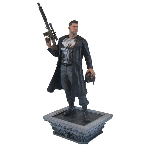 Marvel Gallery PVC Statue - Punisher (Netflix TV) - Diamond Select Toys - Woozy Moo