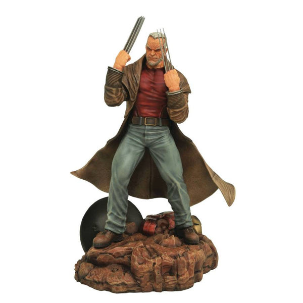 Marvel Gallery PVC Statue - Old Man Logan - Diamond Select Toys - Woozy Moo