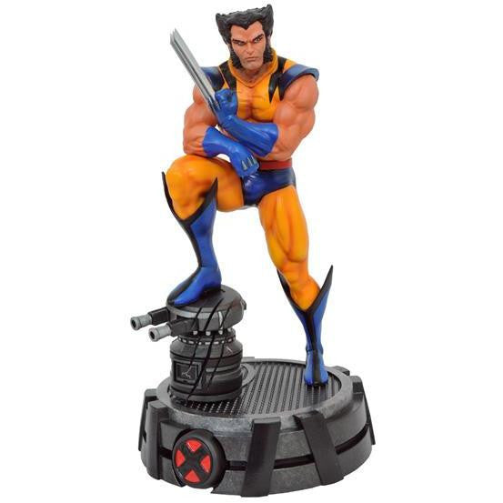 Marvel Premier Collection Resin Statue - Wolverine - Diamond Select Toys - Woozy Moo