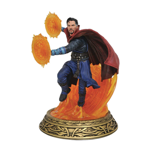 "Doctor Strange (Stephen Strange) - Marvel Milestones - 20"" Resin Statue Limited Edition - Diamond Select Toys - Woozy Moo"