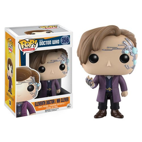 Doctor Who 11th Doctor as Mr. Clever Pop! Vinyl Figure - Funko - Woozy Moo