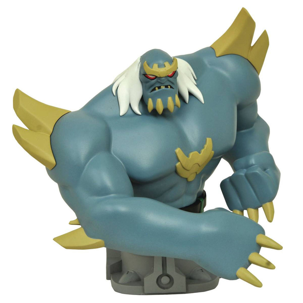 Doomsday - DC Animated Universe: Justice League Action (JLA) - Bust Limited Edition - Diamond Select Toys - Woozy Moo