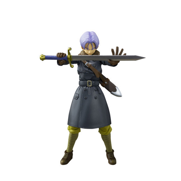 Dragon Ball XenoVerse - Trunks - S.H.Figuarts - Bandai - Woozy Moo - 1
