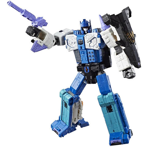 Dreadnaut Decepticon Overlord Transformers Generations Titans Return Leader Class