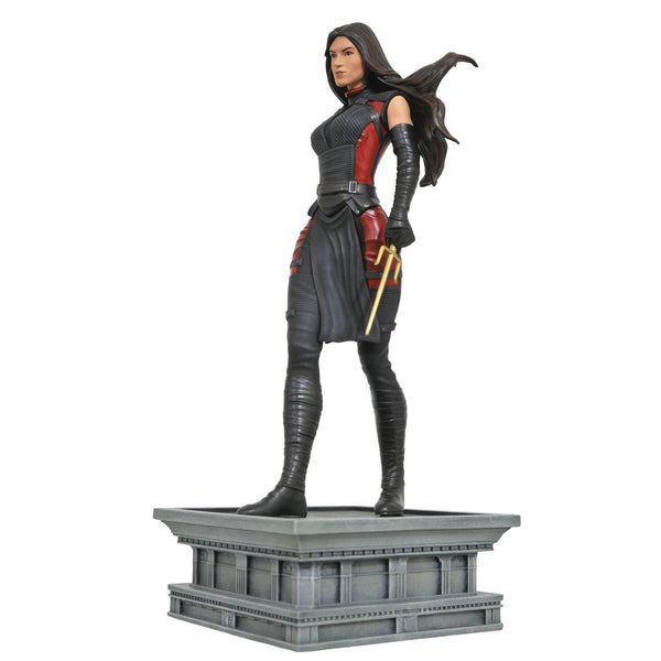 Elektra - Marvel Gallery Daredevil Netflix TV Season 2 - PVC Diorama Figure - Diamond Select Toys - Woozy Moo