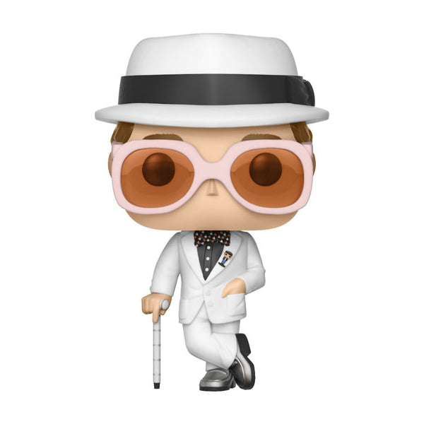 Elton John (Greatest Hits) | POP! Rocks Vinyl Figure | Funko | Woozy Moo