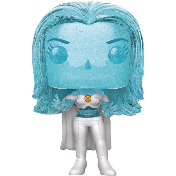 Emma Frost Diamond Form (Halloween Comicfest 2017, Exclusive) | Marvel X-Men | POP! Vinyl Figure | Funko | Woozy Moo
