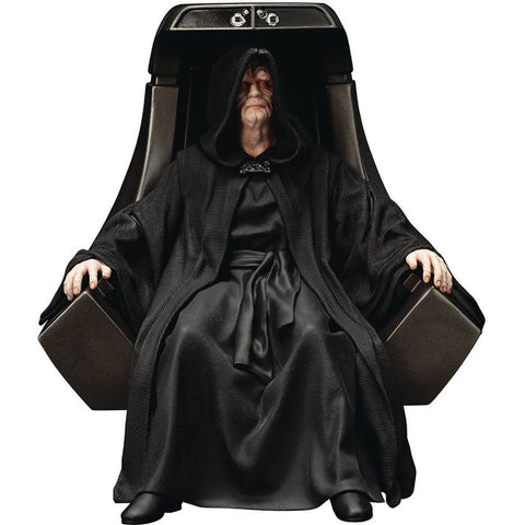 Emperor Palpatine Star Wars 6 Jedi Return ArtFX+ 1/10 scale statue
