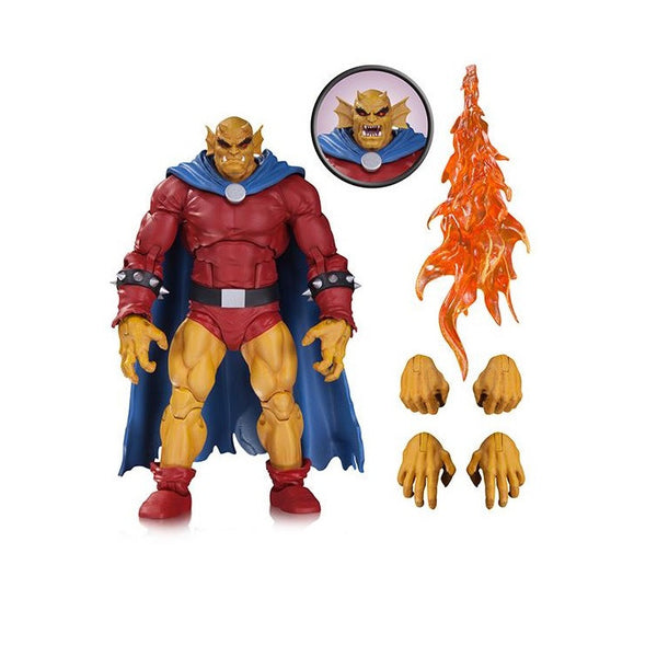 "DC Comics Icons -  Etrigan The Demon 6"" Figure - DC Collectibles - Woozy Moo"