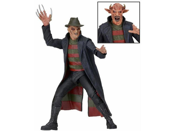 "Nightmare on Elm Street VII: New Nightmare 7"" Figure - Freddy Krueger - NECA - Woozy Moo - 1"