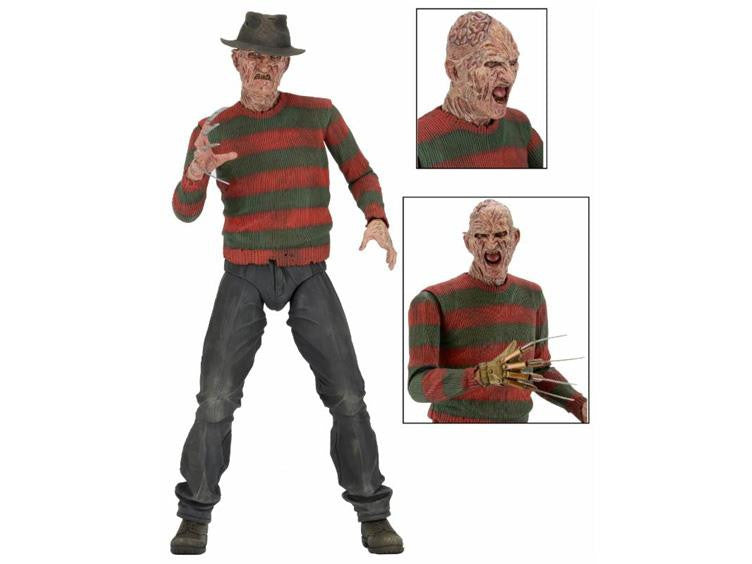 Nightmare on Elm Street 2: Freddy's Revenge 1/4 Scale Figure - Freddy Krueger - NECA - Woozy Moo - 1