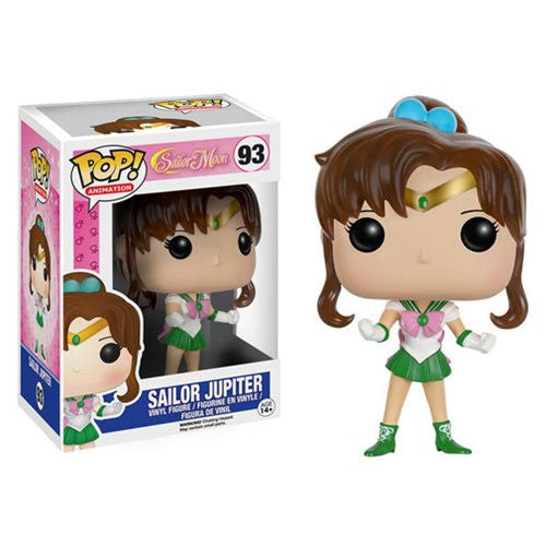 Sailor Moon Sailor Jupiter Pop! Vinyl Figure - Funko - Woozy Moo