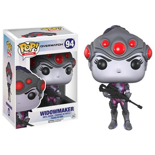 Overwatch Widowmaker Pop! Vinyl Figure - Funko - Woozy Moo