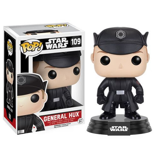 Star Wars: The Force Awakens General Hux Pop! Vinyl Figure - Funko - Woozy Moo