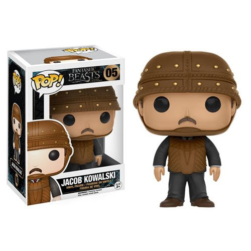 Fantastic Beasts and Where to Find Them - Jacob Pop! Vinyl Figure - Funko - Woozy Moo