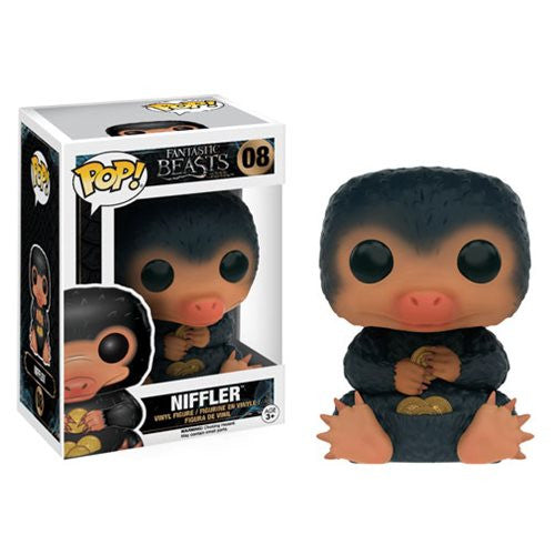 Fantastic Beasts and Where to Find Them - Niffler Pop! Vinyl Figure - Funko - Woozy Moo