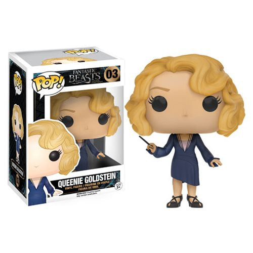 Fantastic Beasts and Where to Find Them - Queenie Goldstein Pop! Vinyl Figure - Funko - Woozy Moo