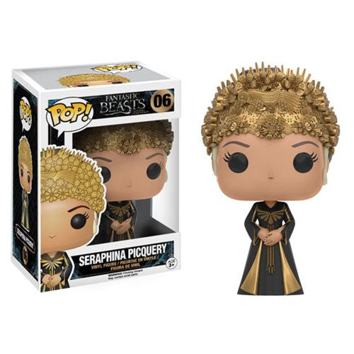 Fantastic Beasts and Where to Find Them - Seraphina Pop! Vinyl Figure - Funko - Woozy Moo