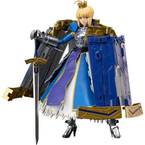 Fate/Grand Order - Saber Arturia Pendragon & Variable Excalibur - Bandai - Woozy Moo - 1