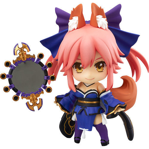 Fate/extra - Caster Nendoroid - Good Smile Company - Woozy Moo - 1