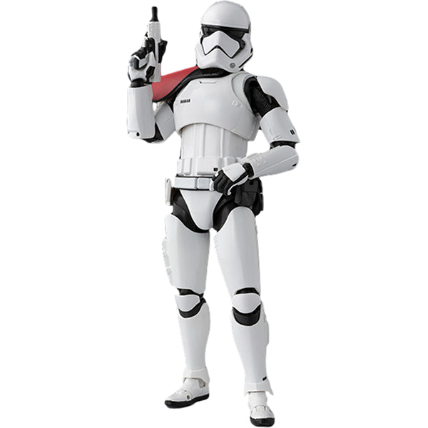 First Order Stormtrooper (The Last Jedi) Special Set | Star Wars Episode VIII The Last Jedi | S.H.Figuarts | Bandai Tamashii Nations | Woozy Moo