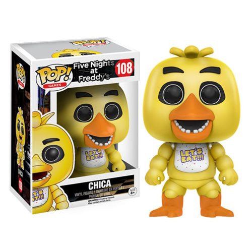 Five Nights at Freddy's - Chica Pop! Vinyl Figure - Funko - Woozy Moo