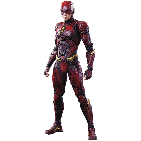 Flash Justice League DC Variant Play Arts Kai
