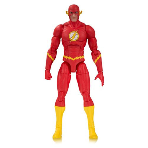 The Flash (Jason Fabok) | DC Comics | Essentials Action Figure | DC Collectibles | Woozy Moo