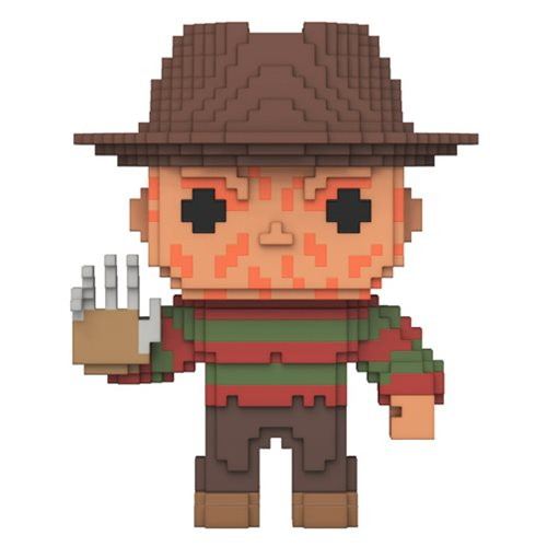 Freddy Krueger | Nightmare on Elm Steet | 8-Bit POP! Horror Vinyl Figure #22 | Funko | Woozy Moo