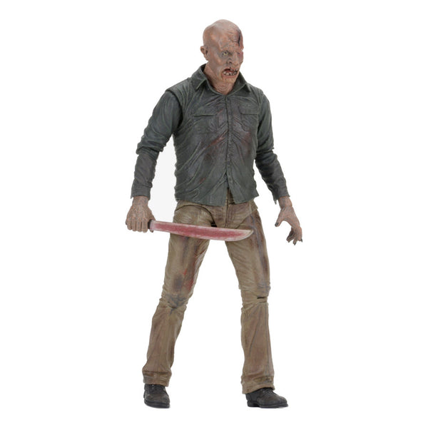 "Friday the 13th Part IV: The Final Chapter - Jason Ultimate 7"" Scale Action Figure - NECA - Woozy Moo - 1"