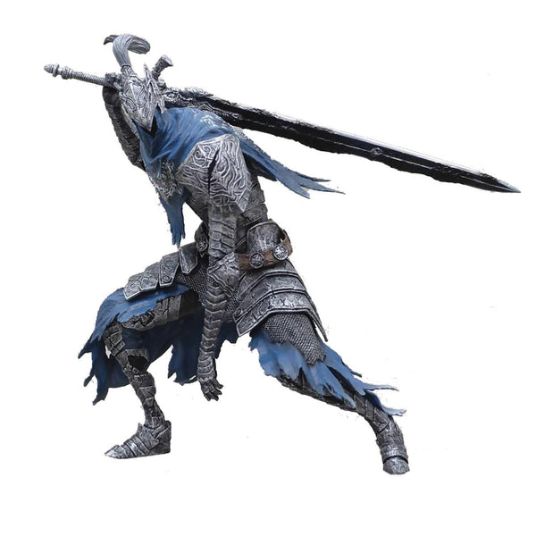 The Abysswalker (Knight Artorias) - Dark Souls - Sculpt Collection DXF Volume 02 - Banpresto / FromSoftware - Woozy Moo