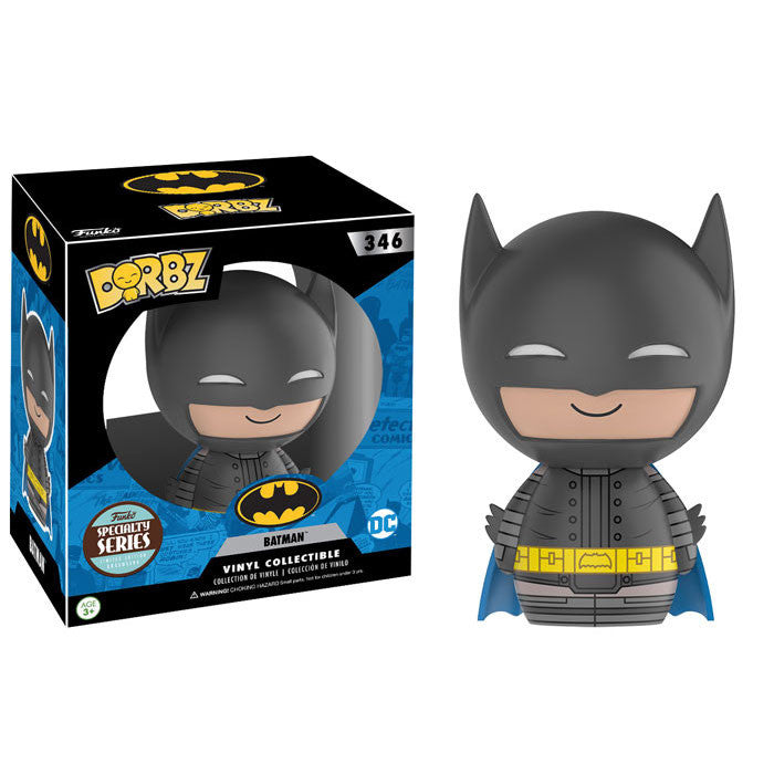 Cybersuit Batman - DC Batman Returns - Dorbz Specialty Series Exclusive Vinyl Collectible - Funko - Woozy Moo