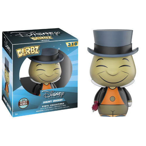 Disney Dorbz Vinyl Figure - Jiminy Cricket - Exclusive - Funko - Woozy Moo