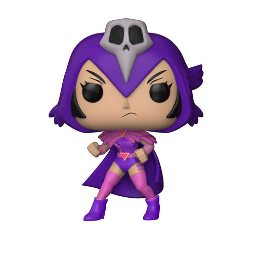 Funko POP! Television Teen Titans Go! The Night Begins to Shine S1 Raven Vinyl Figure | Woozy Moo