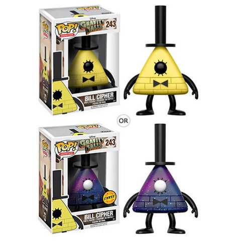 Disney - Gravity Falls - Bill Cipher with chase Pop! Animation Vinyl Figure