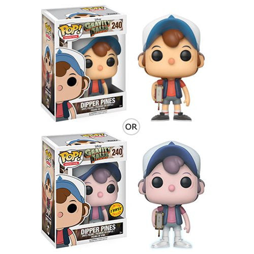 Disney - Gravity Falls - Dipper Pines Pop! Animation Vinyl Figure - Funko - Woozy Moo