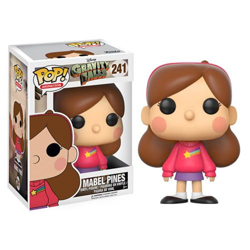 Disney - Gravity Falls - Mabel Pines Pop! Animation Vinyl Figure - Funko - Woozy Moo