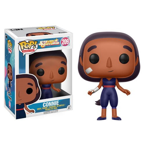 Steven Universe - Connie - Pop! Animation Vinyl Figure - Funko - Woozy Moo