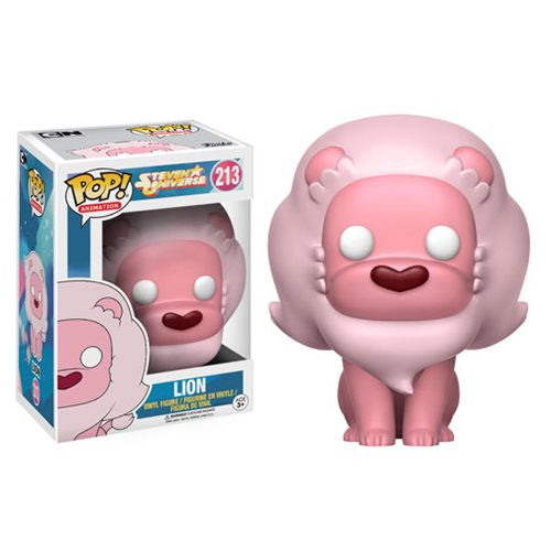 Steven Universe - Lion - Pop! Animation Vinyl Figure - Funko - Woozy Moo