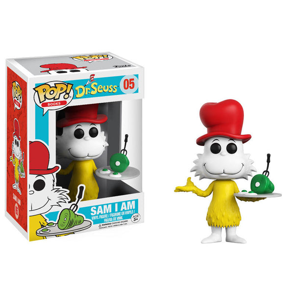Pop! Books - Dr. Seuss - Sam I Am - Vinyl Figure - Funko - Woozy Moo