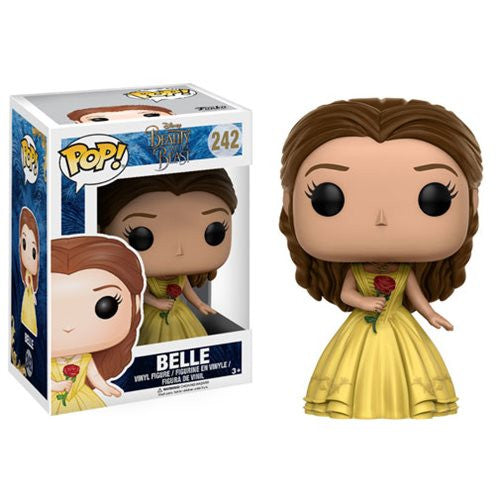 Disney Pop! Vinyl Figure - Beauty and the Beast - Belle - Funko - Woozy Moo