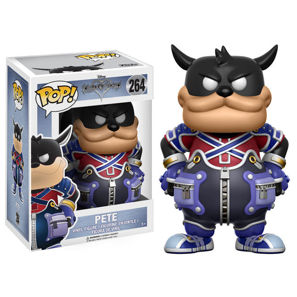 Disney Pop! Vinyl Figure - Kingdom Hearts - Pete - Funko - Woozy Moo
