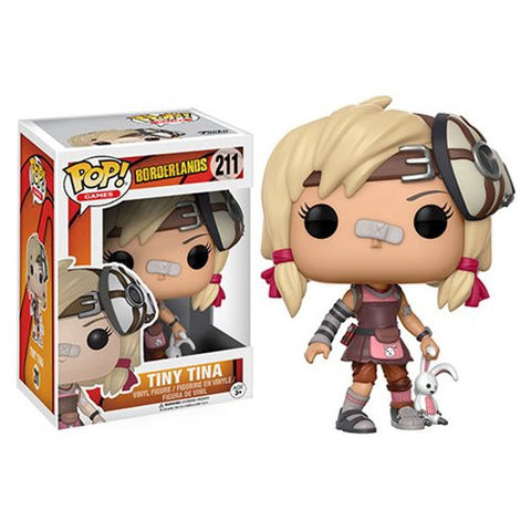 Tiny Tina Borderlands Pop! Vinyl Figure