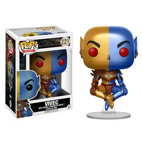 Vivec - The Elder Scrolls III: Morrowind - Pop! Games Vinyl Figure - Funko - Woozy Moo