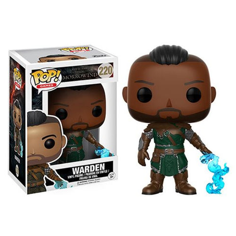Warden Morrowind Pop! Vinyl Figure (Elder Scrolls)