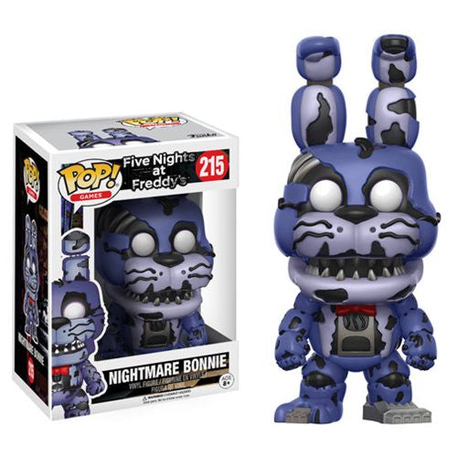 Nightmare Bonnie - Five Nights at Freddy's - Pop! Vinyl Figure - Funko - Woozy Moo