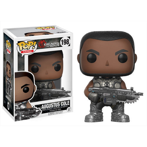 Augustus Cole - Gears of War - Pop! Vinyl Figure - Funko - Woozy Moo