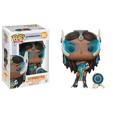 Pop! Games - Overwatch - Symmetra - Vinyl Figure