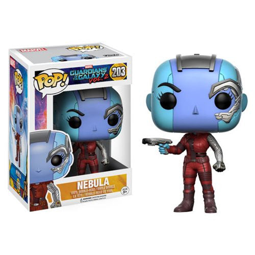 Marvel Guardians of the Galaxy Vol. 2 Pop! Vinyl Bobble-head - Nebula - Funko - Woozy Moo
