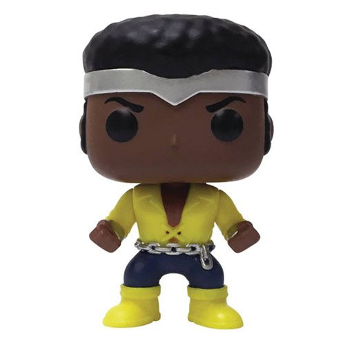 Marvel Pop! Vinyl Figure - Luke Cage - Exclusive - Funko - Woozy Moo